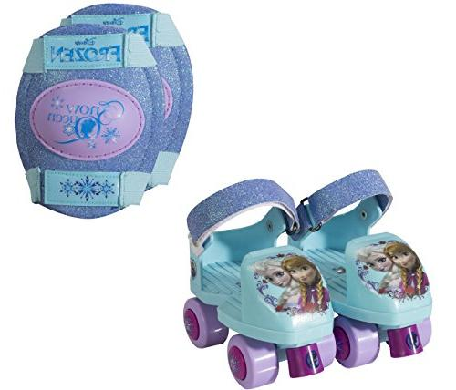 Disney Frozen Rollerskates with Knee Junior