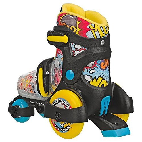 Roller Fun Boy's Adjustable Skate,