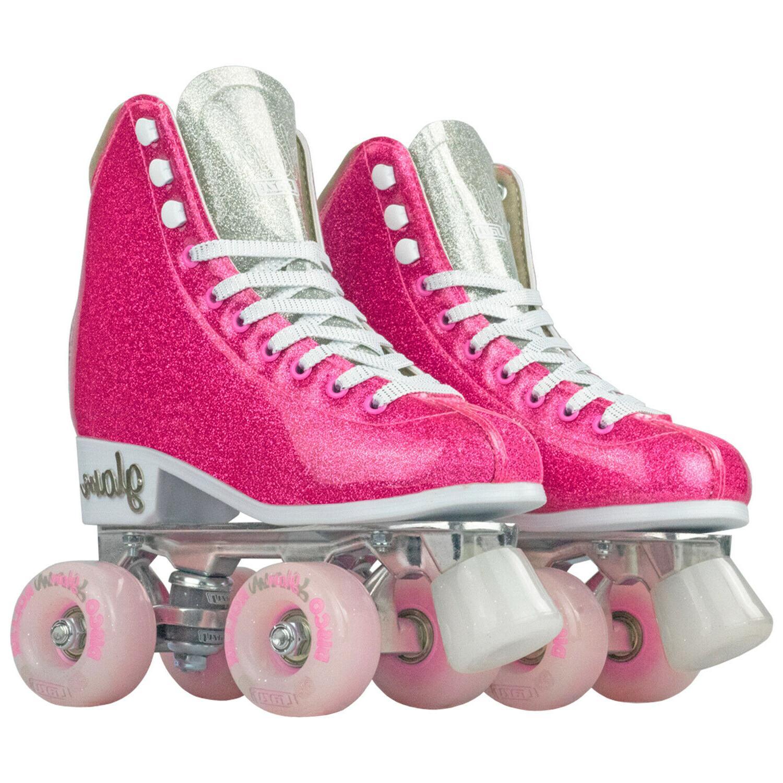 Crazy | Quad | Pink
