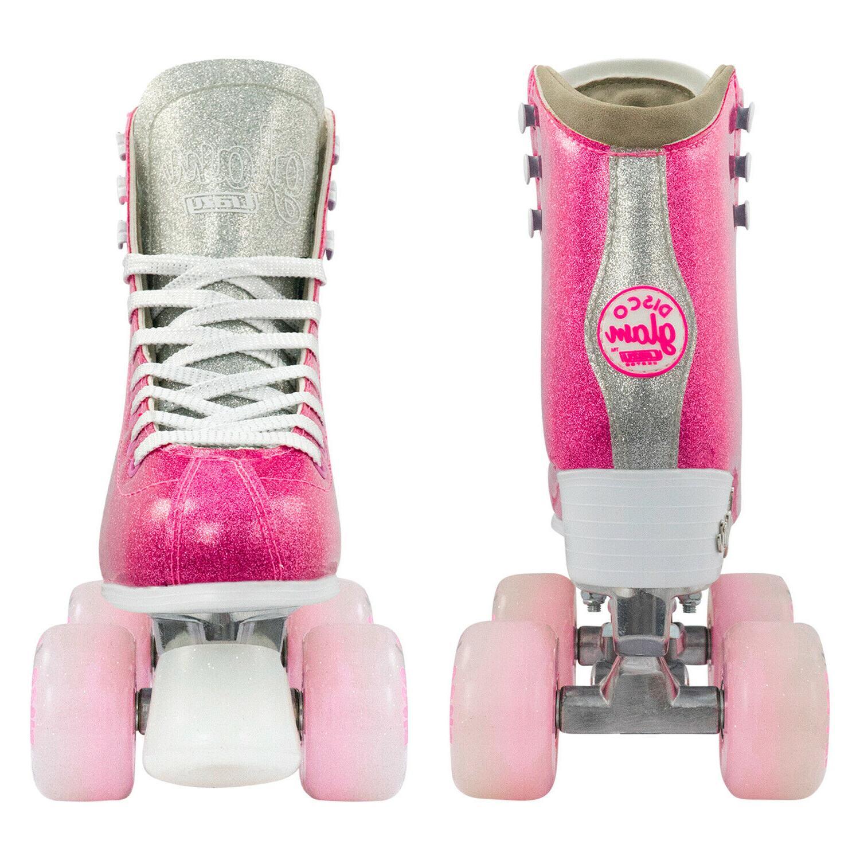 Glam Roller by Crazy | Glitter Quad for Girls |