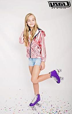 Crazy Glam Skates Girls Dazzling Sparkle
