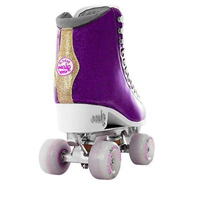 Crazy Glam Skates Women Girls Dazzling Sparkle |