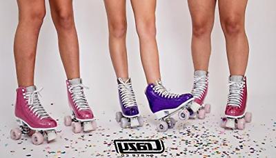 Crazy Skates Skates for Women Girls Sparkle
