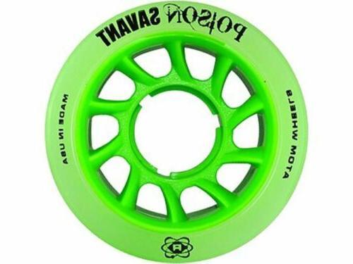Atom -Green Savant Wheels of