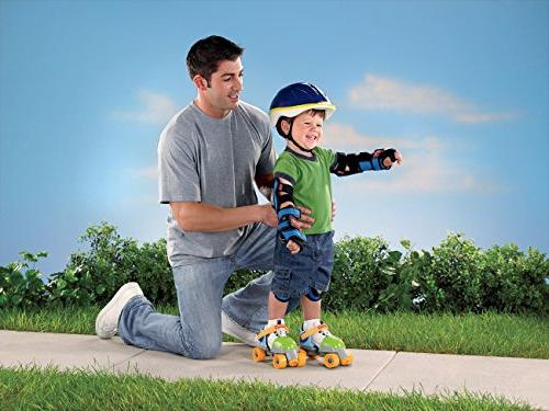 Fisher-Price with 1,2,3 Skates,