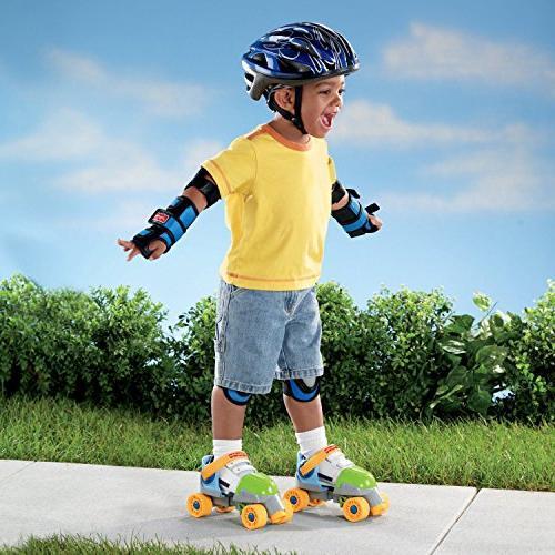 Fisher-Price 1,2,3 Skates,