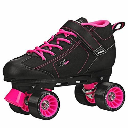 gtx 500 roller skates black