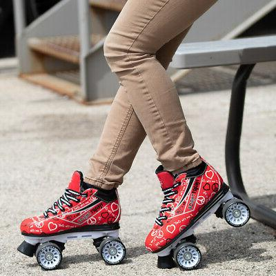 Pacer Style Roller Women Girls Wheels