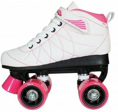 Hoopla Skates for Girls Quad Skate for Indoor Skating