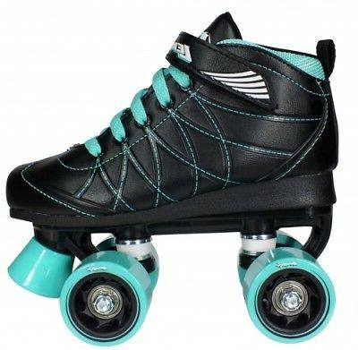 Lenexa Hoopla Roller Skates for Boys Quad Skate Indoor /
