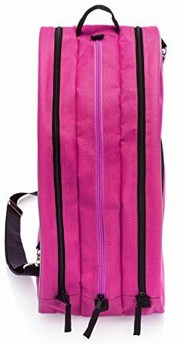 Athletico Ice Skate Bag - Bag to Carry Skates, Roller Skates, Skates and Adults