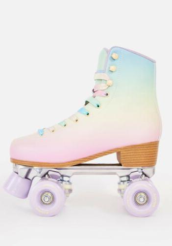 💜💛💖Impala Roller Skates Pastel Fade 6 to