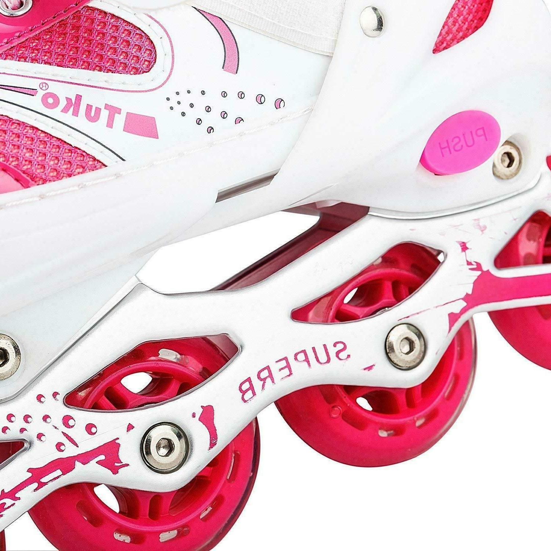 Inline Roller Adjustable high speed racing skate