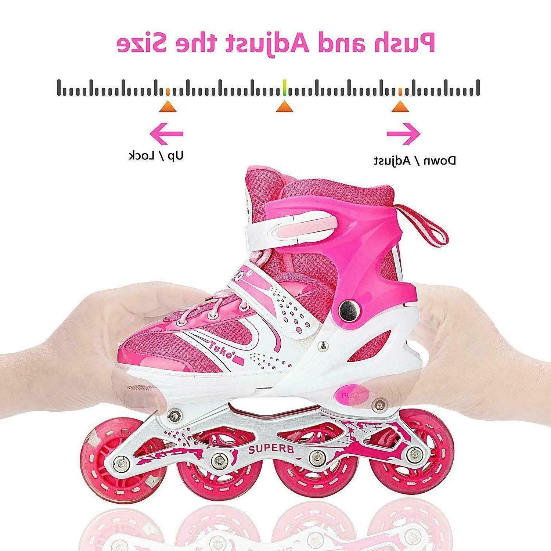 Inline Adjustable skate
