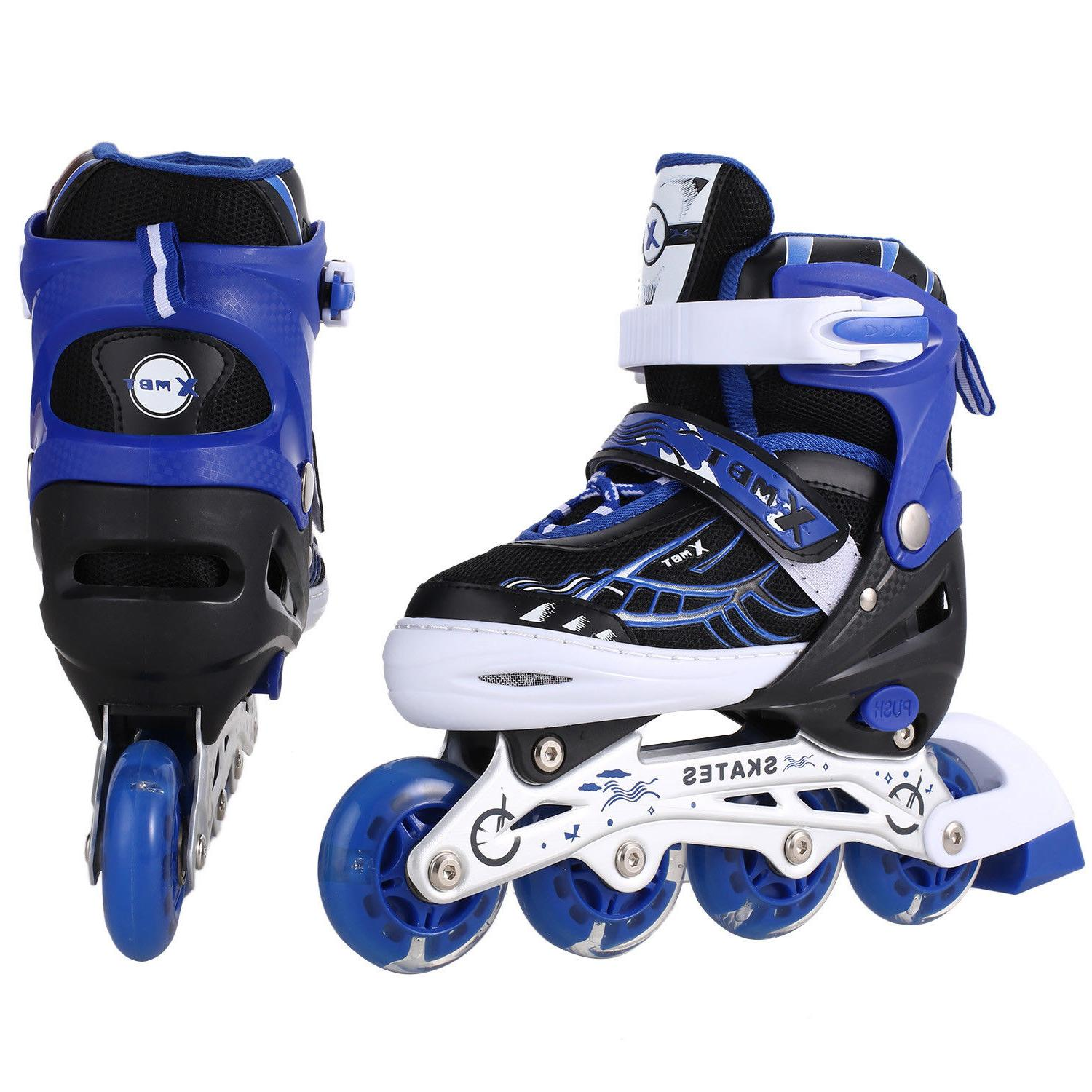 Inline Skates Girls Roller Roller Adjustable Gift