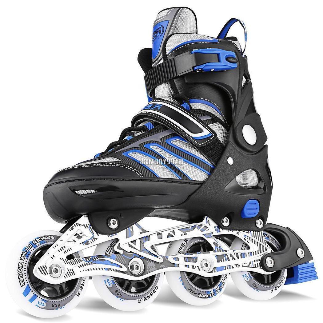 Inline Skates Pro Adult Roller Shoes Skating