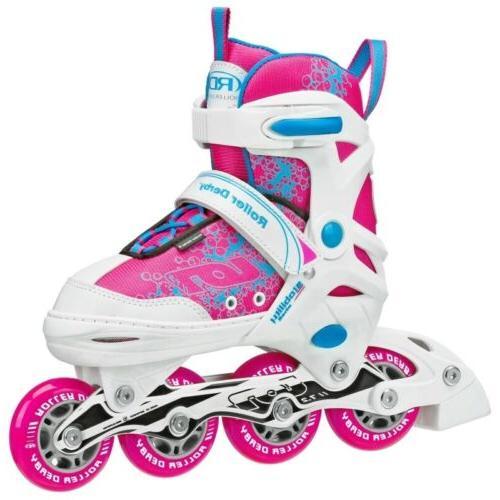 ion girls size adjustable inline skates