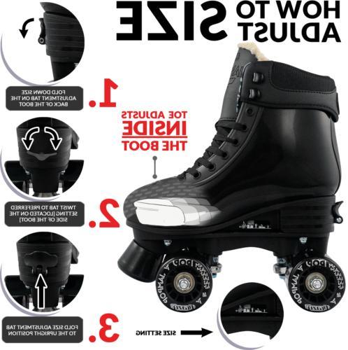 Jam Skates by Crazy | Adjusts 4