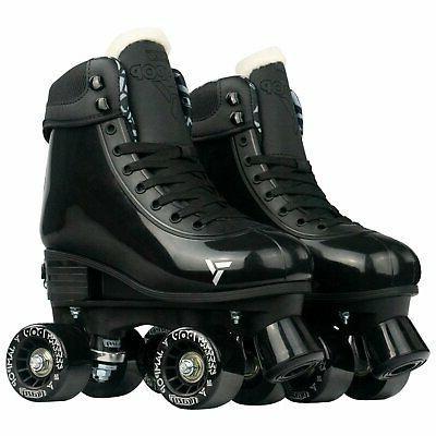 Jam Adjustable Skates by Crazy Skates | Adjusts 4 Shoe Sizes