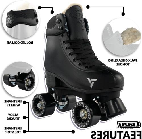 Jam Pop Roller Skates by | Adjusts 4 Sizes