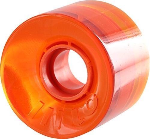 juice trans orange skateboard