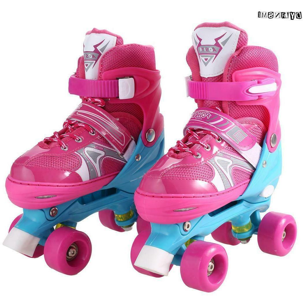 Kids Adjustable Roller Skates For Boys 2 size 4 Skating
