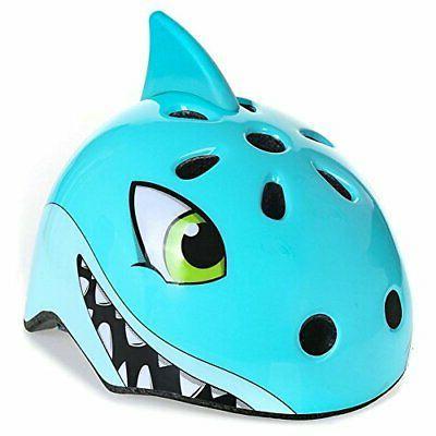 Kids Bike Helmet Helmet Cycling/Skateboard/Scooter/Skating/Roller B