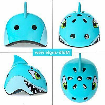 Kids Bike Helmet Helmet Cycling/Skateboard/Scooter/Skating/Roller