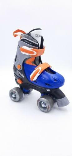 Chicago Kids Quad Roller Skates Size:  Small Adjustable J10-