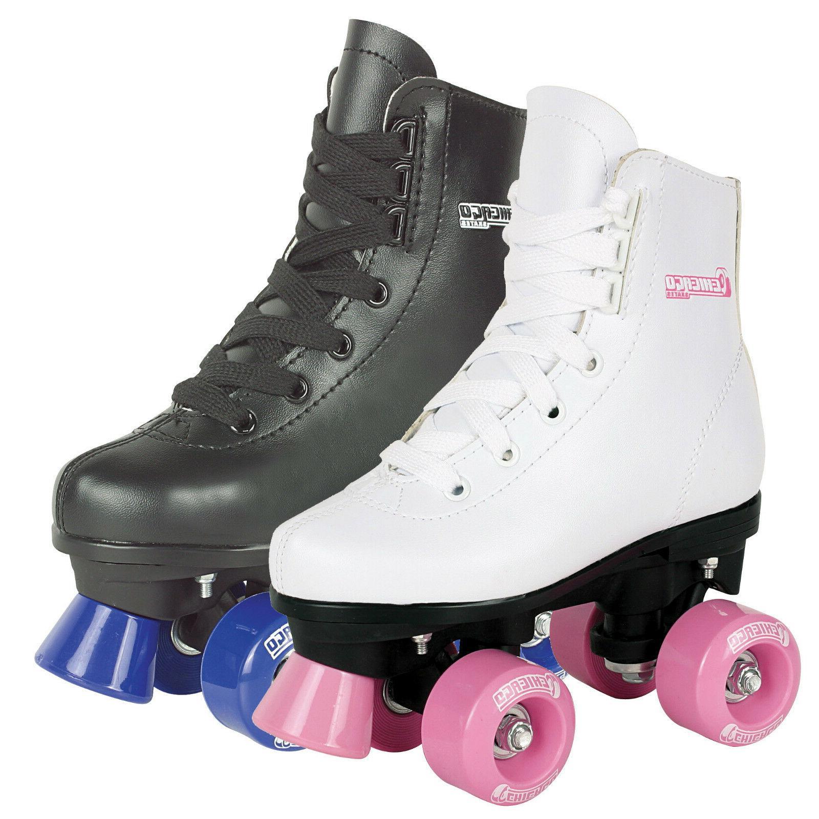 kids rink skates boys and girls sizes