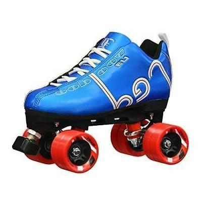 labeda voodoo u3 quad customized blue roller