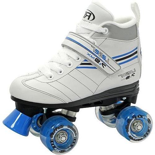 Roller Derby Girl's Laser Speed Quad Skate, Size 06