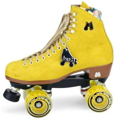 lolly roller skate pineapple yellow w nylon