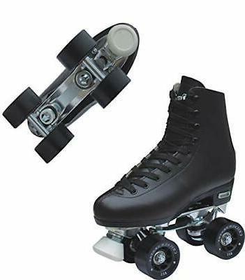 Men's Leather Roller Skate Suitable Outdoor Skating 13