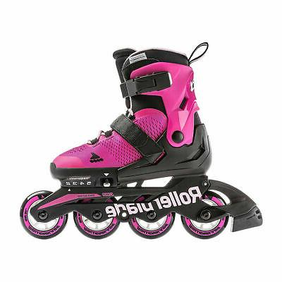 Rollerblade Microblade Adjustable Inline