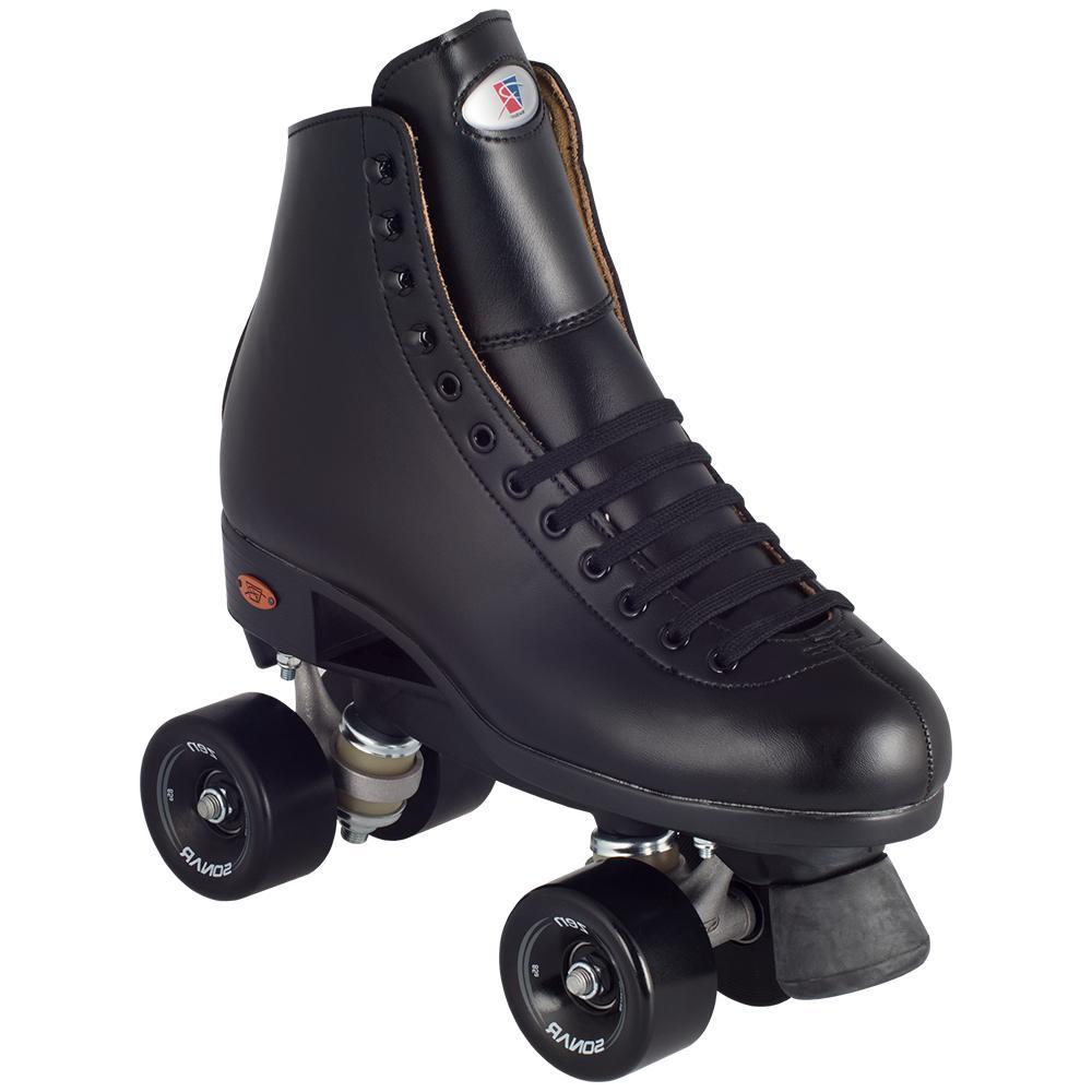 new black citizen quad skates w outdoor