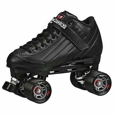 new black roller skates stomp 5 elite