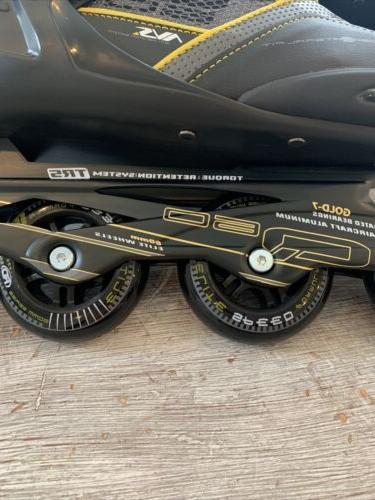 NEW AERIO Roller Derby INLINE SKATES / ROLLER sz 12