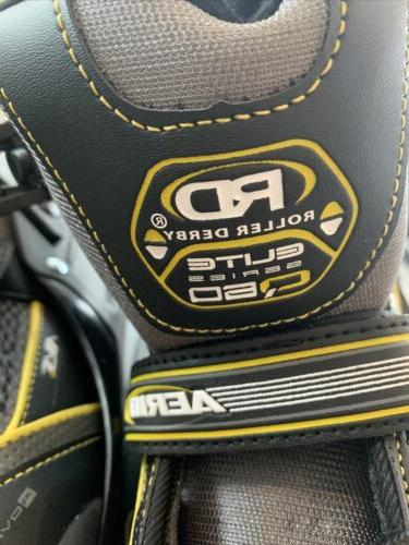 NEW AERIO Q60 elite Roller SKATES / sz 12