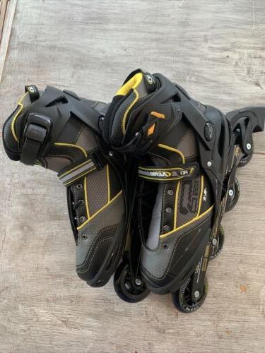 NEW AERIO Q60 Roller SKATES / ROLLER sz