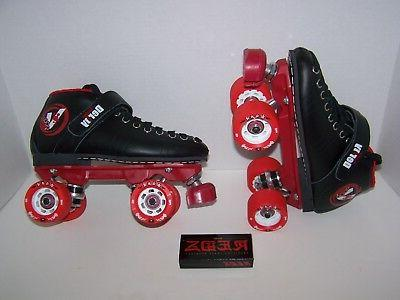 new renegade custom leather roller skates mens
