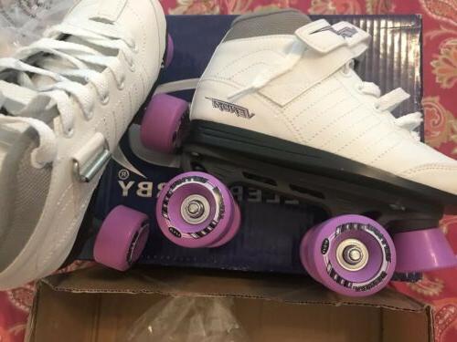 Kids Skates Lavender