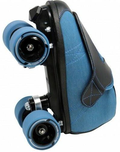New VNLA Junior Code Blue Vanilla Skates Toe Stop Jam Plug