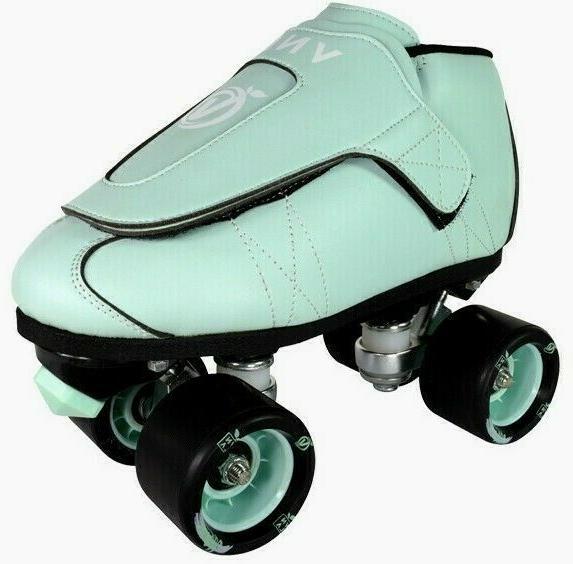 new vnla mint quad roller jam skates
