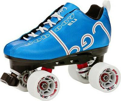 new voodoo u3 blue quad speed roller