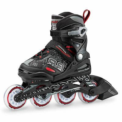 Bladerunner Phoenix 4 Size Adjustable Boys Inline Skates - B