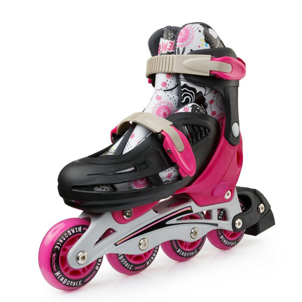 New Skate, 4 Wheel Inline Roller blades, sizes, 2