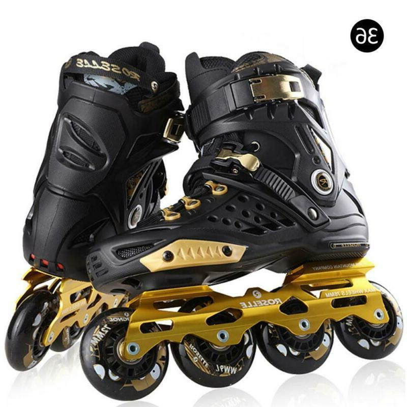 Professional Slalom Roller Shoes Skating
