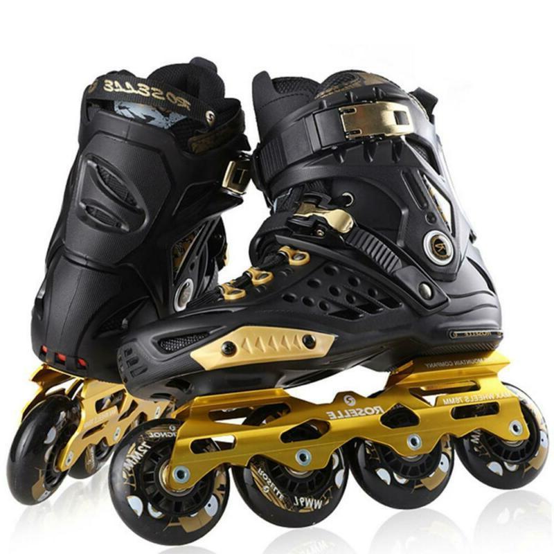 professional slalom inline skates roller skating shoes