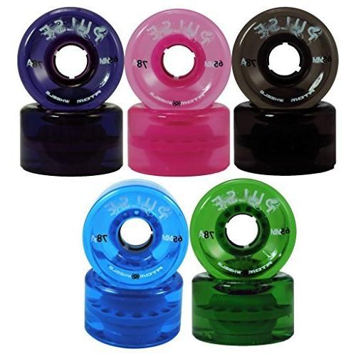 pulse wheels